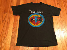 New listing Black Crowes Vintage T Shirt High As The Moon Tour 1992 Original Large