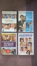 Selection of 4 Romantic Comedy and musical DVD's