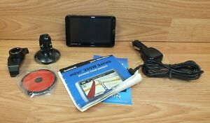 Genuine Garmin Nuvi (205W) Automotive GPS Navigation System Bundle **READ**