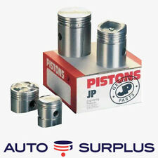 """Dish Top Piston & Ring Set 060"""" FOR Austin A90 A95 A105 Healey 100/6 2.7 54-59"""