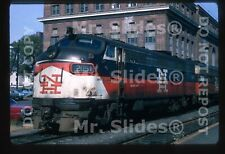 Original Slide NYNH&H  New Haven FL9 2051 New Haven CT 1969