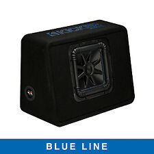 "Kicker Audio - Solo-Baric L7 10"" Thin Profile Loaded Enclosure - 2 Ohm"