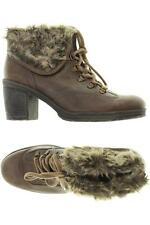 Gabor Stiefelette Damen Ankle Boots Booties Gr. UK 6.5 (DE 39.5) Kun... #d30ddbc