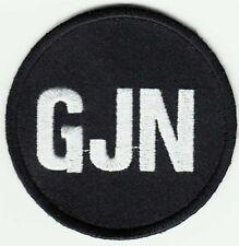 "2012 Oakland A's Athletics Memorial Jersey patch ""GJN"" Neshek"