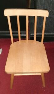 A Lovely Vintage Childs  Chair