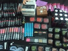 25 Lot of NYX Mixed Items Beauty Cosmetics No Repeats Free Shipping to USA!