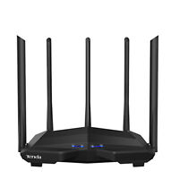 Tenda AC11 1200Mbps Dual Band Wireless WiFi Router,Gigabit Ports Wifi repeater