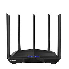 Tenda AC11 1200Mbps Gigabit Dual Band Wireless WiFi Router Repeater Black