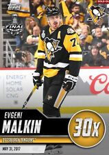 GO BOOST EVGENI MALKIN Topps NHL Skate Digital Card