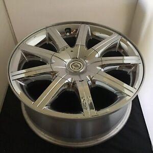 "Chrysler 300 chrome wheel rim 2005 2010 OEM 2279 18"" clean great condtion"