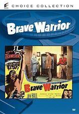 BRAVE WARRIOR  Region Free DVD - Sealed