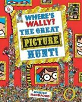 Where's Wally? The Great Picture Hunt by Martin Handford 9781406333756