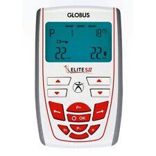 Elettrostimolatore GLOBUS ELITE S II 2 100 programmi tonifica muscoli G3552
