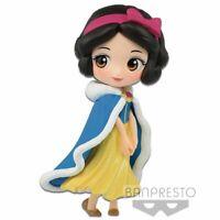 Banpresto Disney Princesses Q Posket Petit Winter Costume Snow White Figure _AU