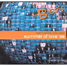 B-52s : Time Capsule - The Mixes: Summer Of Love CD