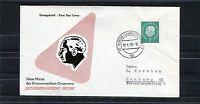 Berlin Michel Nr. 182-186 auf drei Erstagsbriefen - b0239