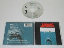 JAWS/SOUNDTRACK/JOHN WILLIAMS(MCA MCAD-1660) JAPAN CD ALBUM