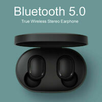 For Original XIAOMI Redmi AIRDOTS Bluetooth 5.0 Wireless Charger New Earpho U3B5