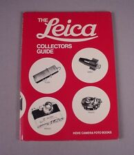 Leica Leitz Cameras Camera reference book by guide manual Grossmark 1925-1960