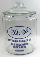 "General 1920/""s Dixi Panay Style Country Store Horizonal 11/"" Candy Jar"