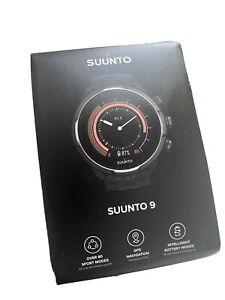 Suunto 9 baro - GPS Running Sports Smart Watch