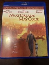 What Dreams May Come (Blu-ray Disc, 2011), Robin Williams