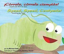 ¡Córrele, córrele ciempiés!/Speed, Speed Centipede! (Aprendete Tus-ExLibrary