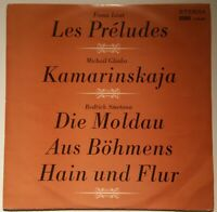 Liszt Glinka Smetana Gewandhausorchester Leipzig Vaclav Neumann ETERNA Stereo