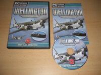WELLINGTON BOMBER Pc Add-On Expansion Flight Simulator Sim 2004 & X FS2004 FSX