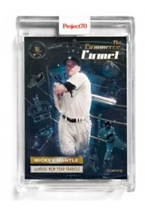 2021 Topps Project 70® Card 174 1956 Mickey Mantle Shoe Surgeon Project 70 8