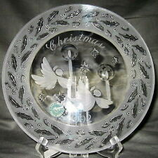 Lenox Herald Angels Holiday Collector's Plate 1992 Nib