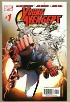 Young Avengers #1-2005 fn+ 6.5 Director's Cut 1st Kate Bishop 1st Hulkling