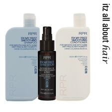 RPR Fix My Frizz Shampoo & Conditioner & Treatment TRIO PACK BRAND NEW