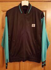Slazenger Retro Vintage 80's Football Casual Tracksuit Jacket Size M