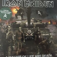 Iron Maiden - A Matter Of Life & Death(LTD. Double Picture Disc), 2006 Sanctuary