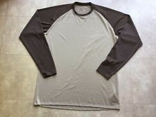 Patagonia Two toned Men's Long Sleeve Baselayer Size XL