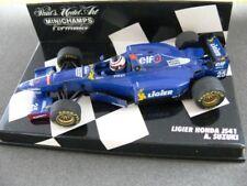 1/43 Minichamps Ligier Honda JS41 A.Suzuki #25