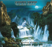 Uriah Heep – Official Bootleg Volume 3: Live In Kawasaki Japan ( 2 CD - Album )