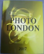 PHOTO LONDON 2017 Photography FIRST EDITION Erotica Landscapes Abstract Nudes