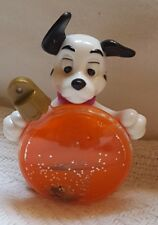 Disney Mcdonalds Christmas Holiday Dalmation Puppy dog with Ornament ~ used 3""