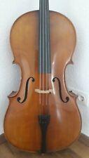 Nr. 714 sehr schönes  deutsches Cello  ..guter  Klang