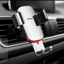 Handyhalterung KFZ AntiShake Multi-Winkel Schwerkraft Auto Lüftung iPhone Xs max
