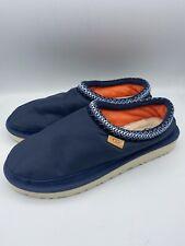 New Mens Sz. 12 Military Navy Ugg Tasman MLT Classic Sheepskin Slippers/ Loafers