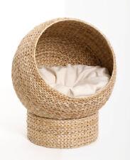 Karlie Banana Leaf De Luxe Schlafhöhle beige 530x530x610mm