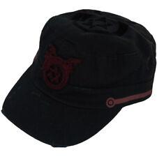 Fullmetal Alchemist Brotherhood Ouroboros Cap Adjustable Distress Style Official