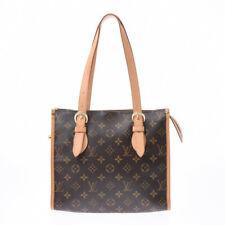 LOUIS VUITTON Monogram Bobancourteau Brown M40007 Hand Bag 800000085097000
