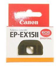Oculare Canon Extender EP-EX15 II 4 EOS 1100D 600D 550D 500D 450D 400D NUOVO