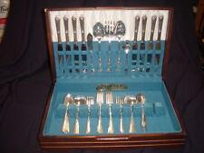 Oneida/Community Silverplate Sweet Briar Flatware Set (53 Pcs)