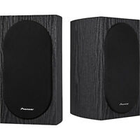 "Pioneer Andrew Jones Designed 4"" Compact 2-Way Bookshelf Speakers (Pair)"