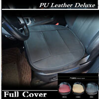 Luxury Car Cover Car Backless Seat protector seat cover